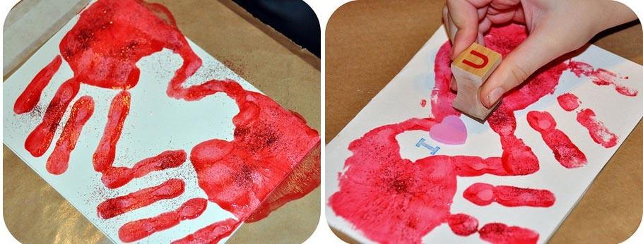 Оставьте яркие отпечатки. Фото с сайта karaponder.ru 2