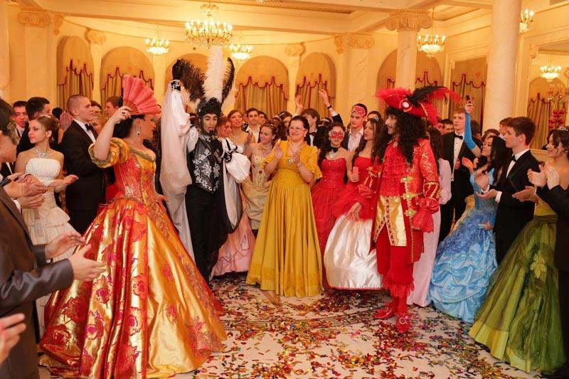 Необычно провести выпускной вечер в 9 классе. Изображение: ytimg.com