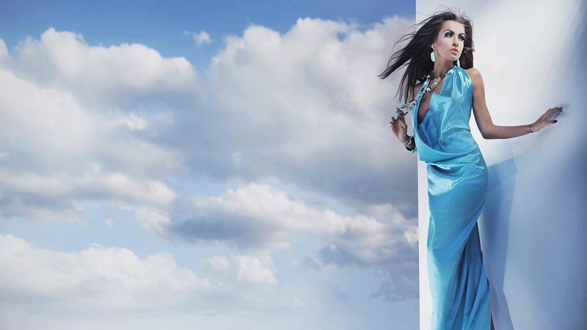 Воздушный голубой. Фото с сайта kuvarka.ru