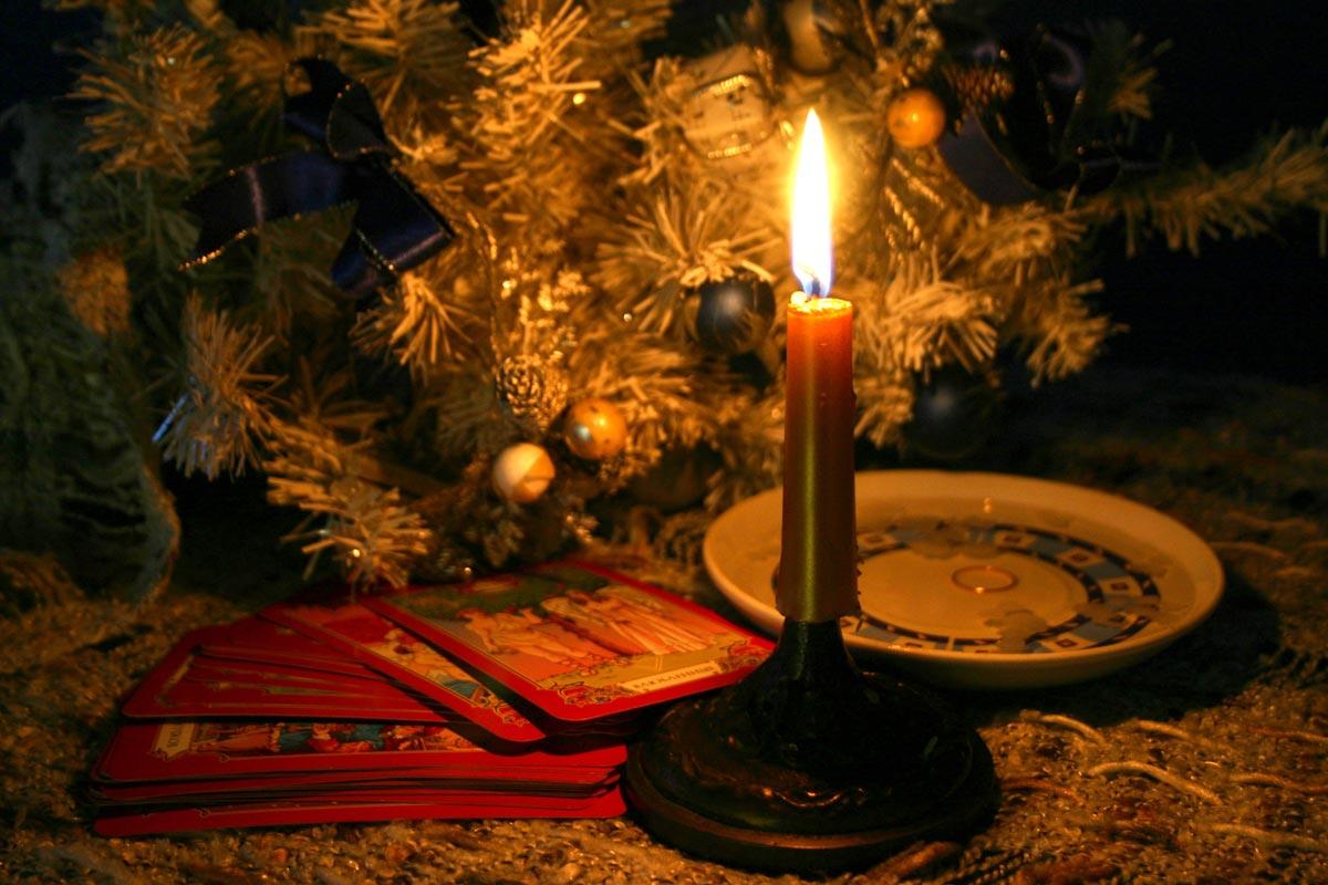 Рождественские гадания. Фото с сайта progorod76.ru
