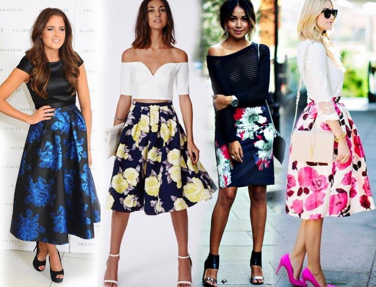 Разные варианты платьев. Фото с сайта trendoza.net