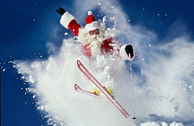 Новый год 2017 на горнолыжном курорте. Фото с сайта www.unextour.ru