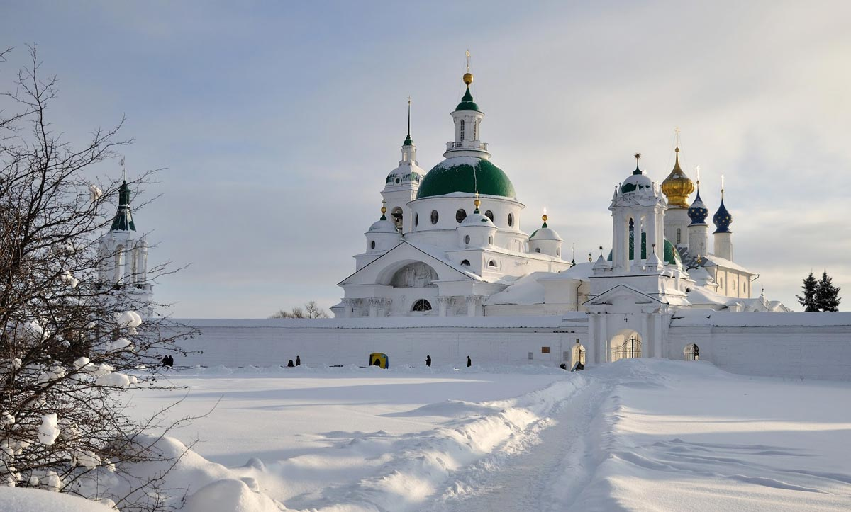 Прекрасные храмы России. Фото с сайта www.magput.ru