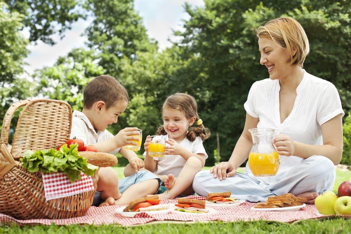 Устройте пикник в День защиты детей. Фото с сайта eco-turizm.net