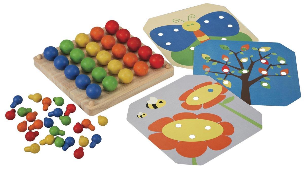 Развивающие игры - хороший подарок. Фото с сайта www.anneburada.com