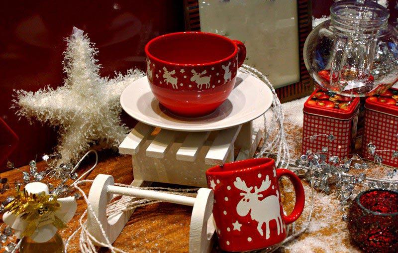 Обмен подарками на Рождество традиционен для многих стран. Фото с сайта magnat.k