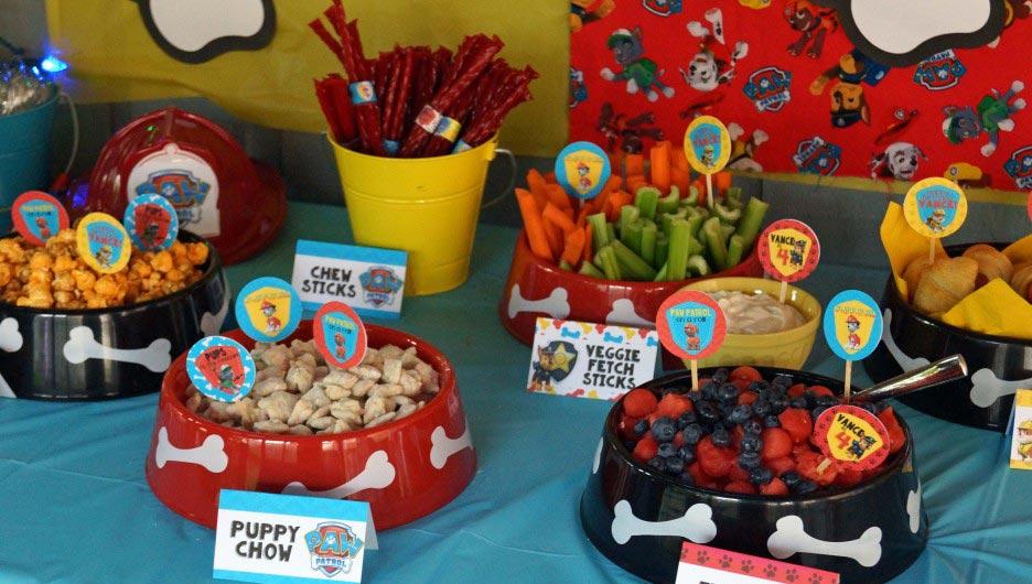 Детей накормят из собачьих мисок! Фото с сайта jenirodesigns.com