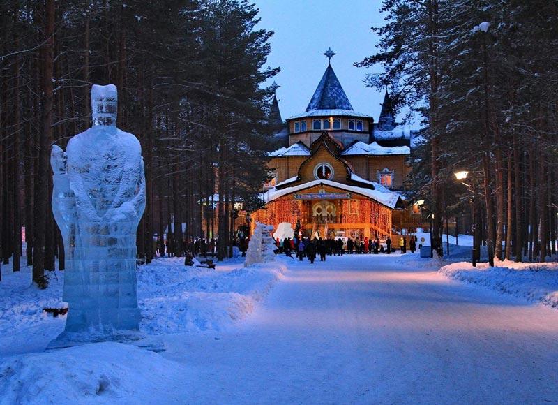 Великий Устюг. Фото с сайта lustromoda.ru