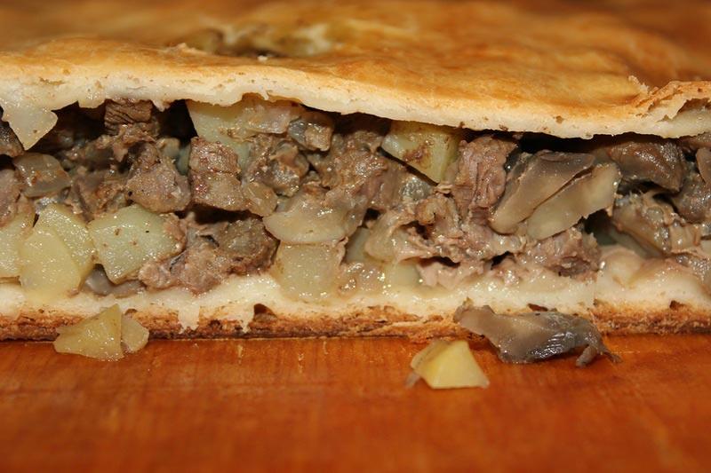 Вкусные пироги на Масленицу. Фото с сайта kallorii.info