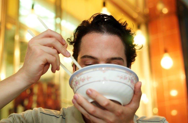 Конкурсы с едой всегда популярны. Фото с сайта bigpicture.com.ua