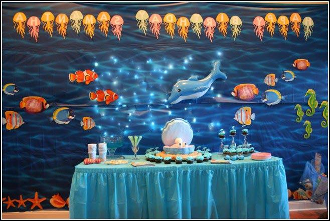 Создайте подводный мир. Фото с сайта www.wabrownrealtors.com