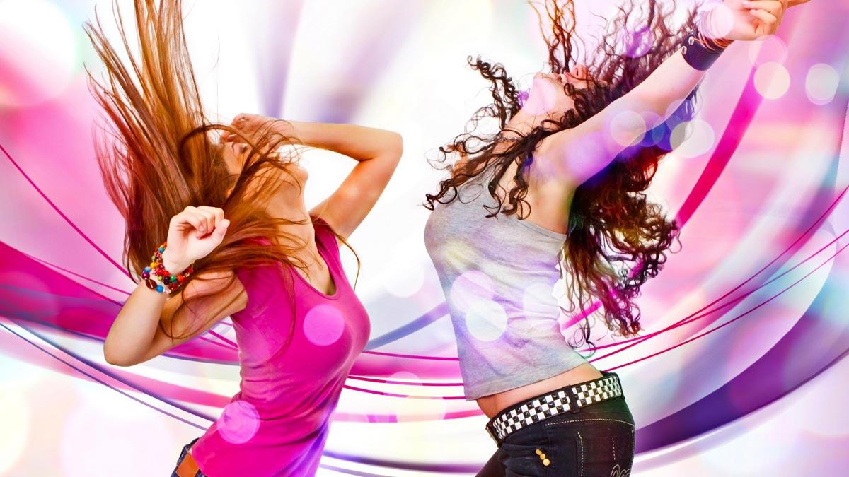 Подберите побольше танцевальной музыки. Фото с сайта wallpaperbeta.com