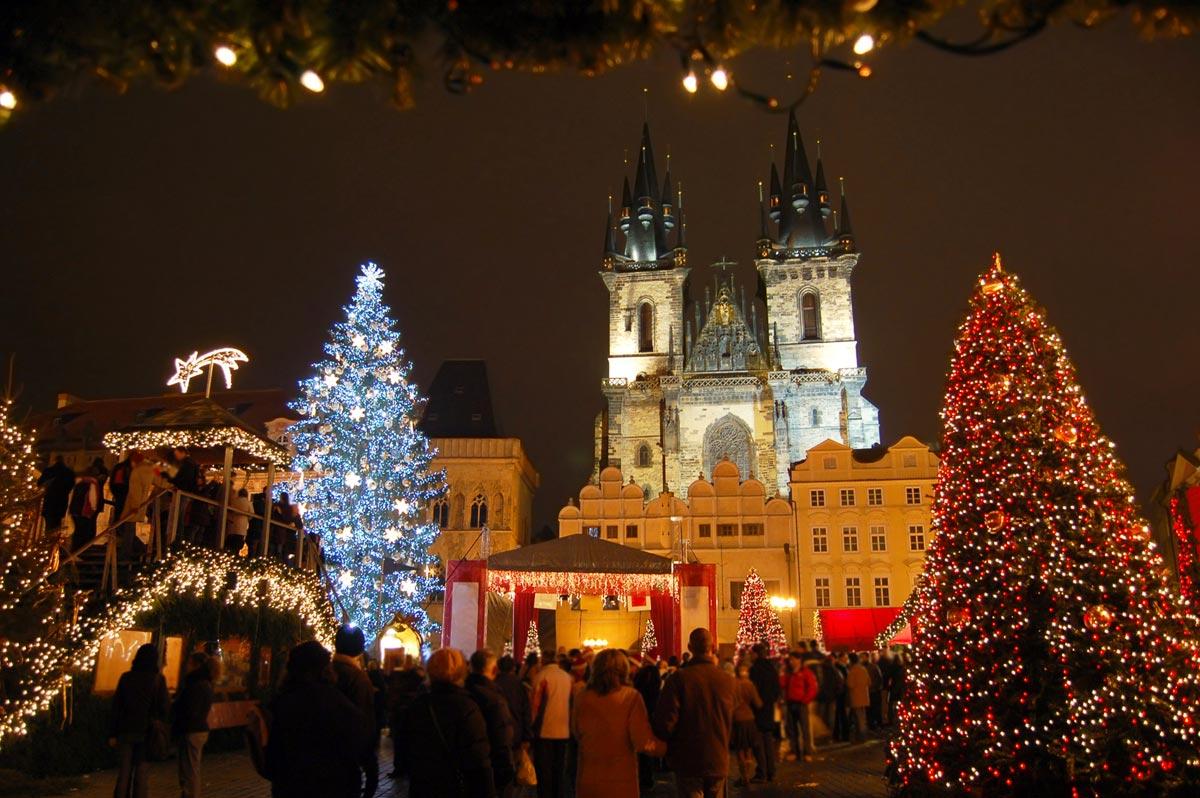 Зимняя Прага. Фото с сайта hubspot.net