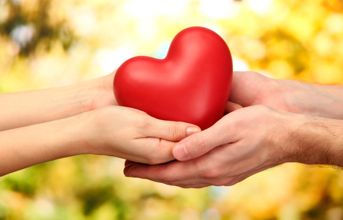Дарите близким любовь. Фото с сайта women-rules.ru