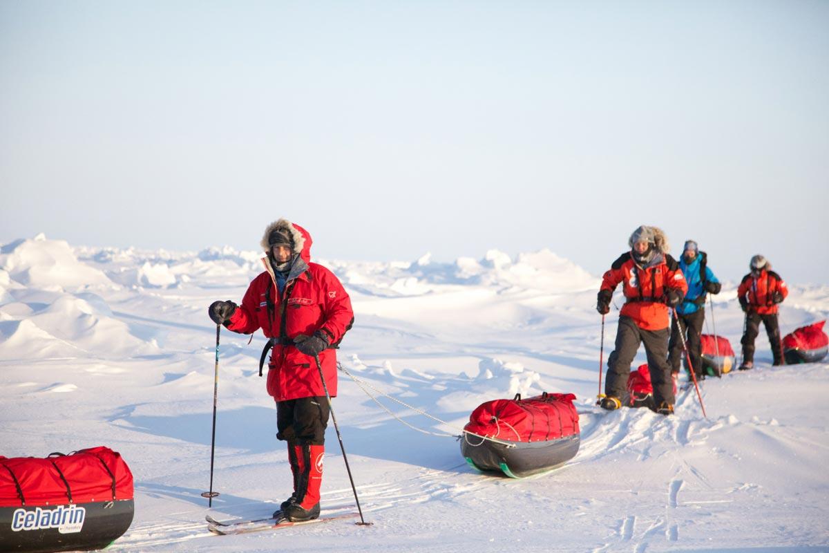 Добраться к Полюсу непросто. Фото с сайта inflotcruises.com