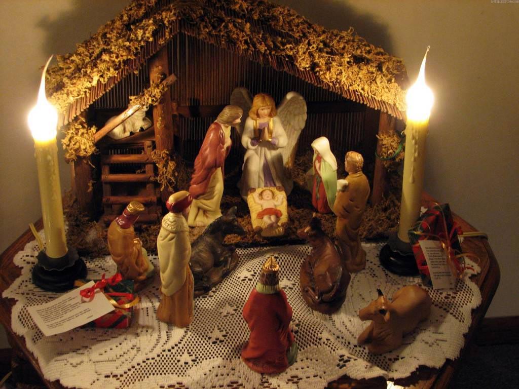 Рождественская сценка. Фото с сайта mygazeta.com