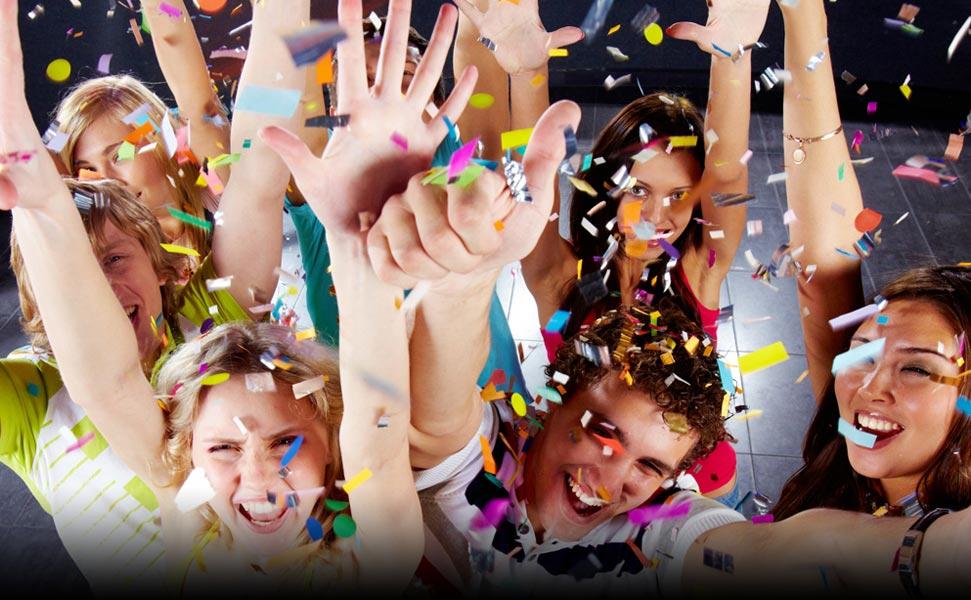 Можно веселиться и на интеллектуальных конкурсах. Фото с сайта www.dj-magazin.com