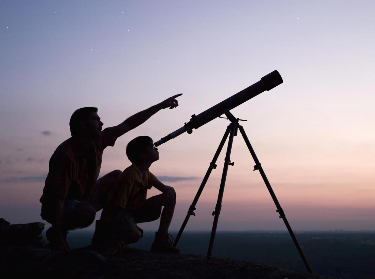 День астрономии. Фото с сайта godcentredmeditation.com