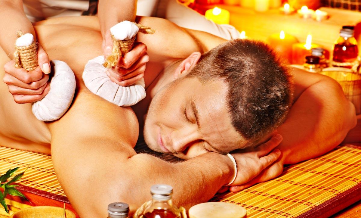 Подарок для снятия стресса мужчине - хорошая идея. Фото с сайта thailotus.ru