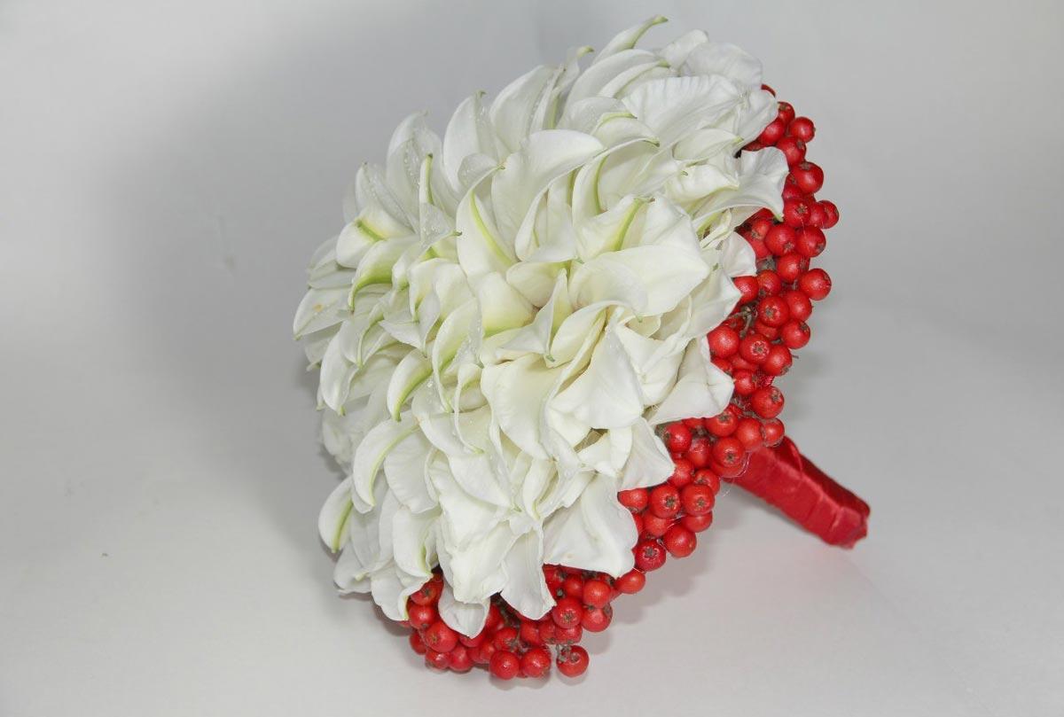 Белая гламелия. Фото с сайта nevesta.info
