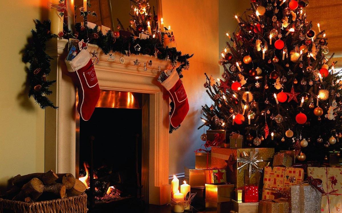 Новогодние подарки. Фото с сайта www.vladtime.ru