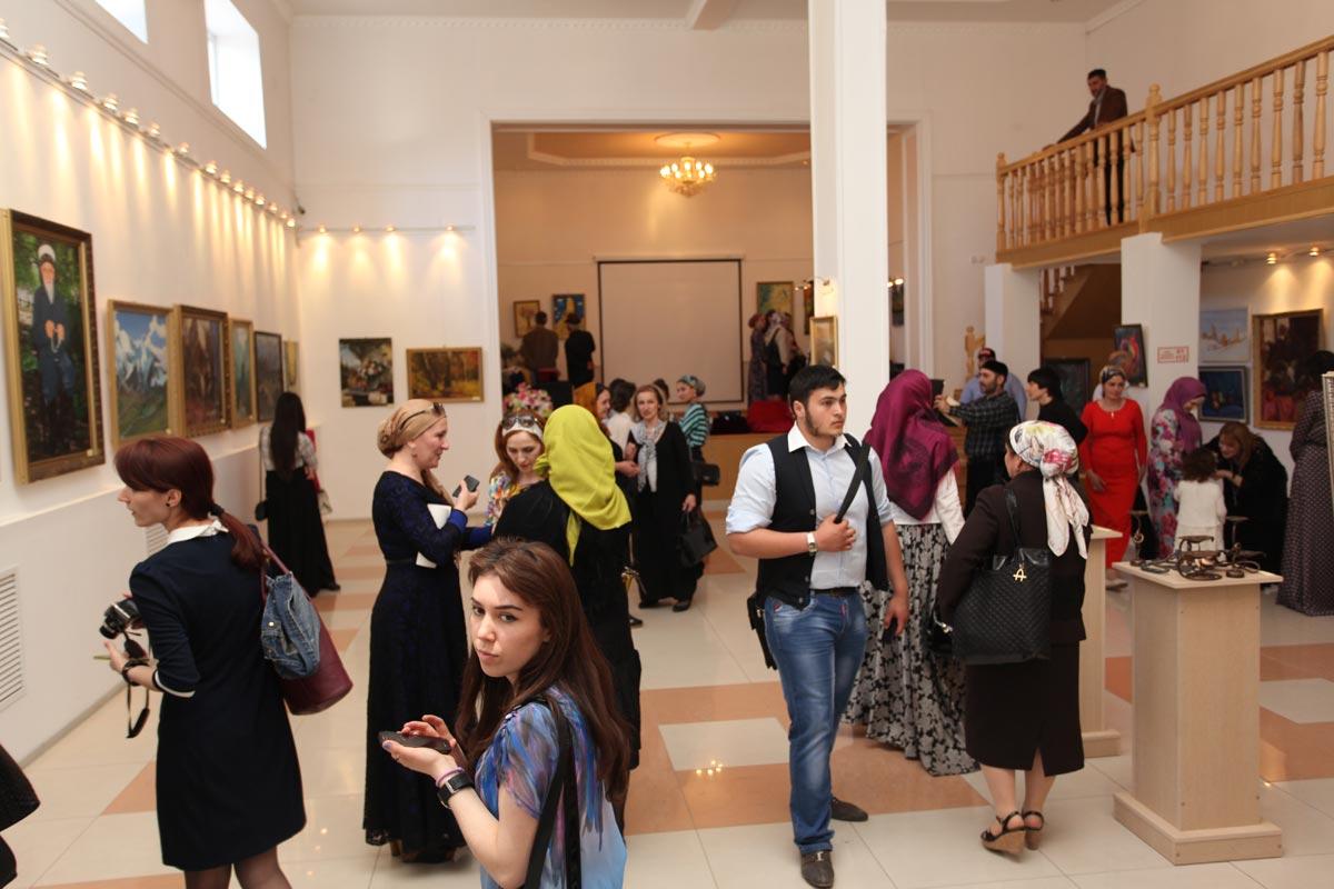 Международный день музеев. Фото с сайта www.museumizori.ru