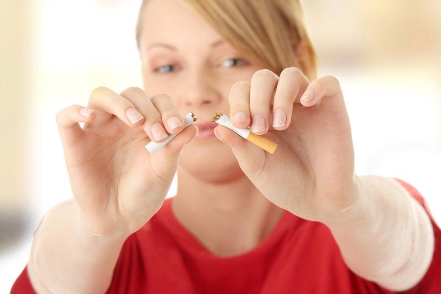 Откажитесь от сигареты сегодня. Фото с сайта www.nicabm.com