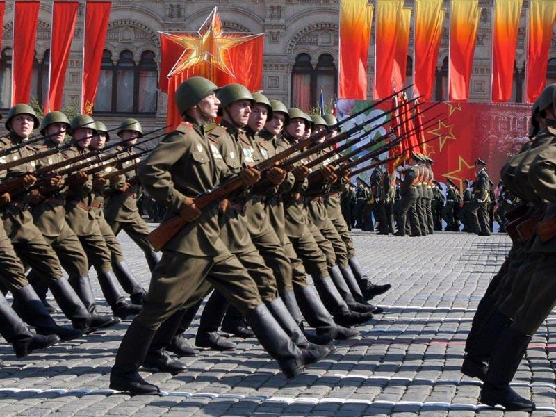 Парад на День Победы в Москве. Фото с сайта www.kartinki24.ru
