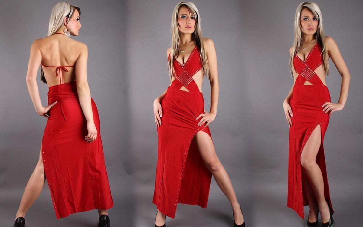 Примерьте платье, прежде чем его купить. Фото с сайта www.kartinki24.ru