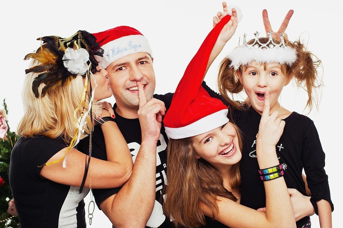 Главное, чтобы всем было весело на Новый год 2017. Фото с сайта primgazeta.ru
