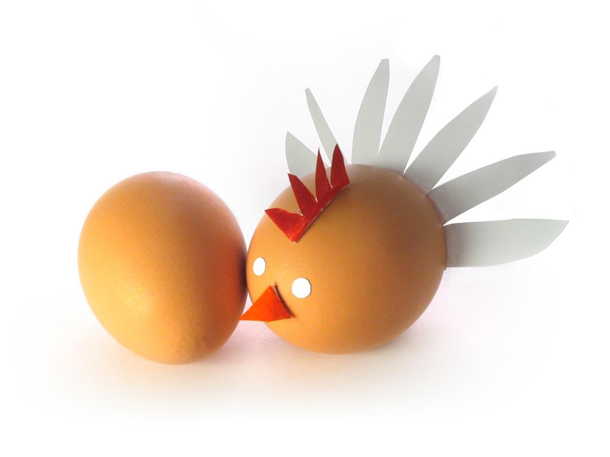 Украшение куриного яичка. Фото с сайта o6oi.ru