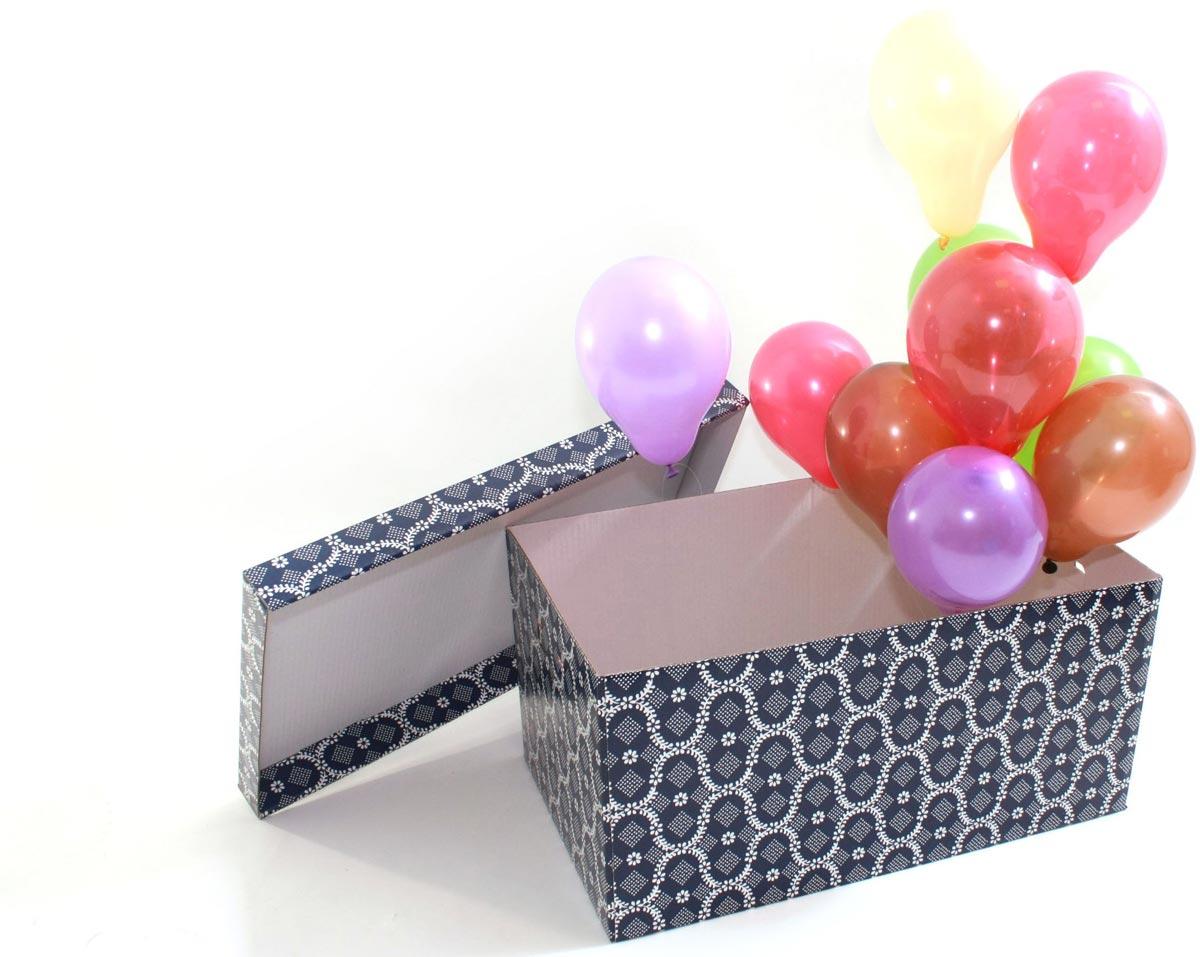 Шары вылетают из коробки. Фото с сайта ochudo.com