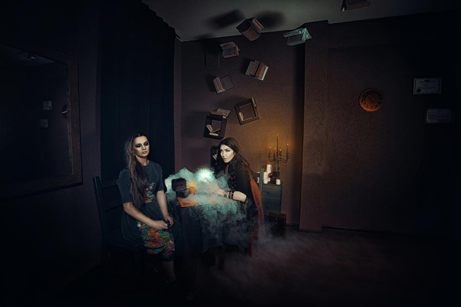 Квест - современный и оригинальный подарок. Фото с сайта etosibir.ru