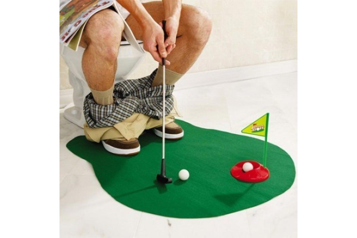 Оригинальный мини-гольф. Фото с сайта dev.toyzone.pk