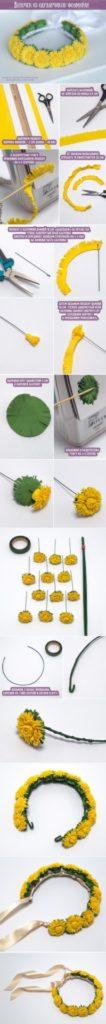 Цветы из фоамирана своими руками 50