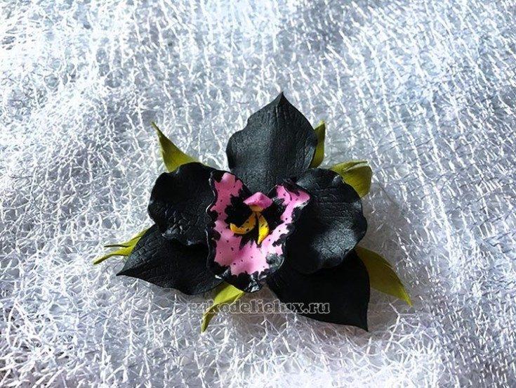 Цветы из фоамирана своими руками 65
