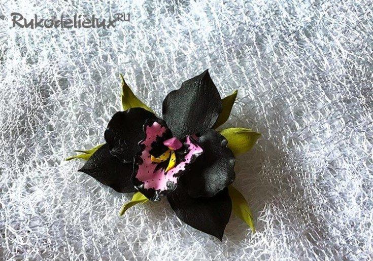 Цветы из фоамирана своими руками 66