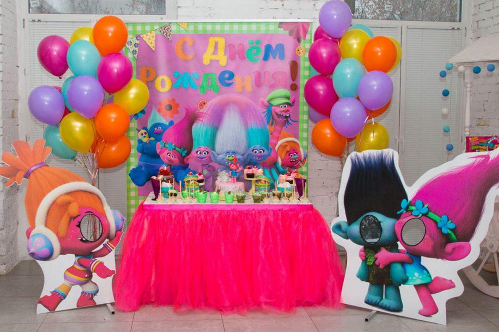 Детские фотозоны на день рождения 17