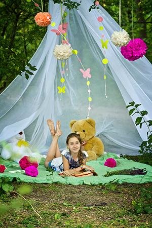 Детские фотозоны на день рождения 9