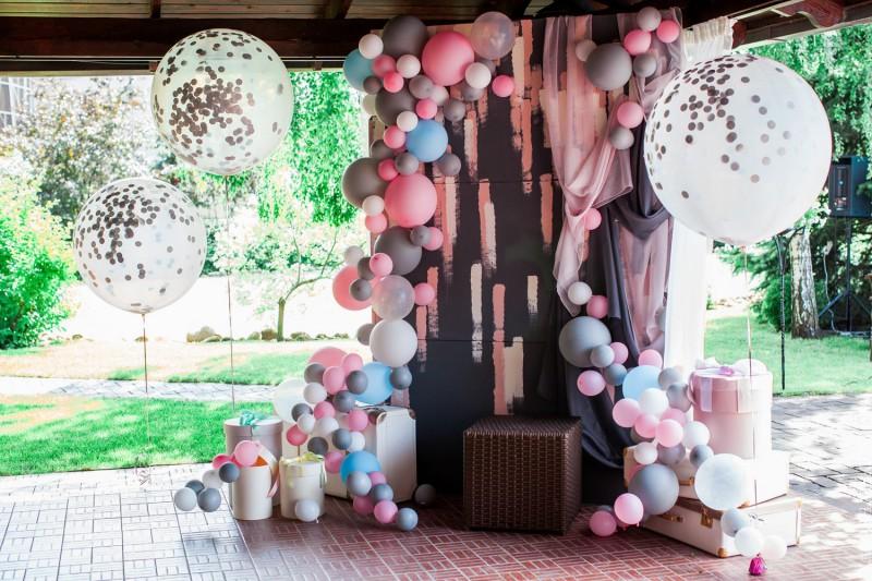Детские фотозоны на день рождения 12