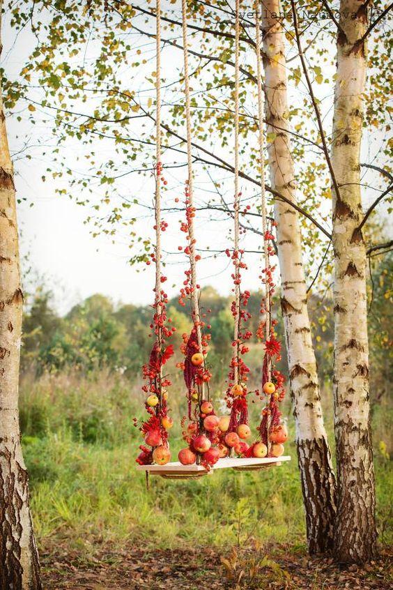 Осенняя фотозона 7