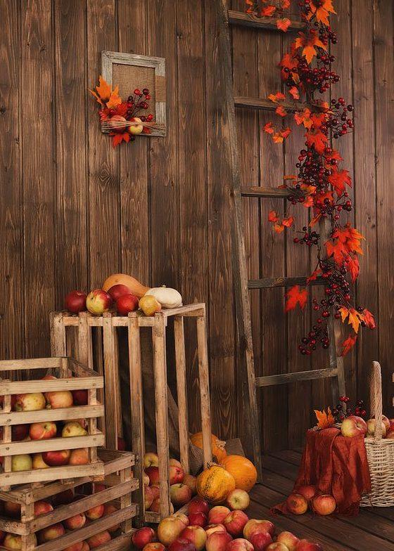 Осенняя фотозона 10