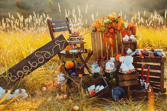 Осенняя фотозона 8