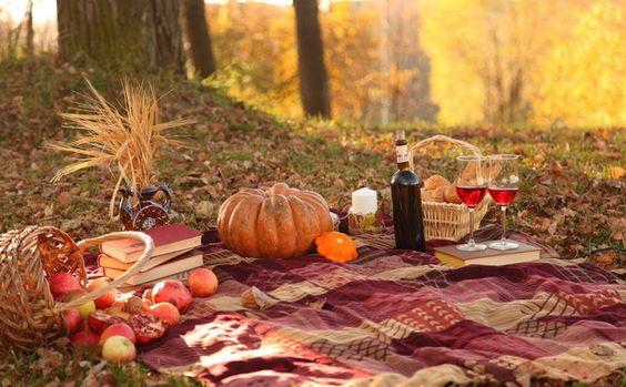 Осенняя фотозона 9