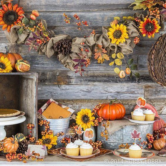 Осенняя фотозона 12