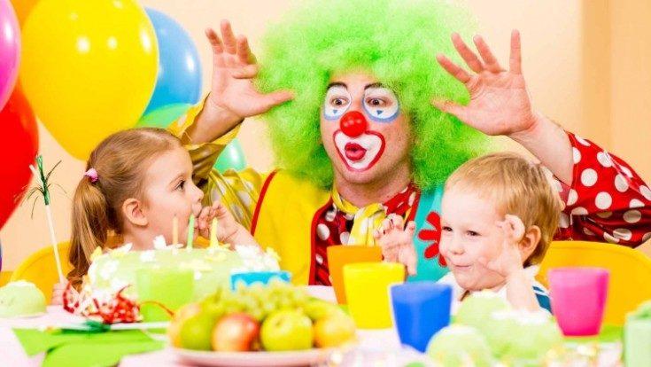 Украшение детского праздника на день рождения ребёнка 20