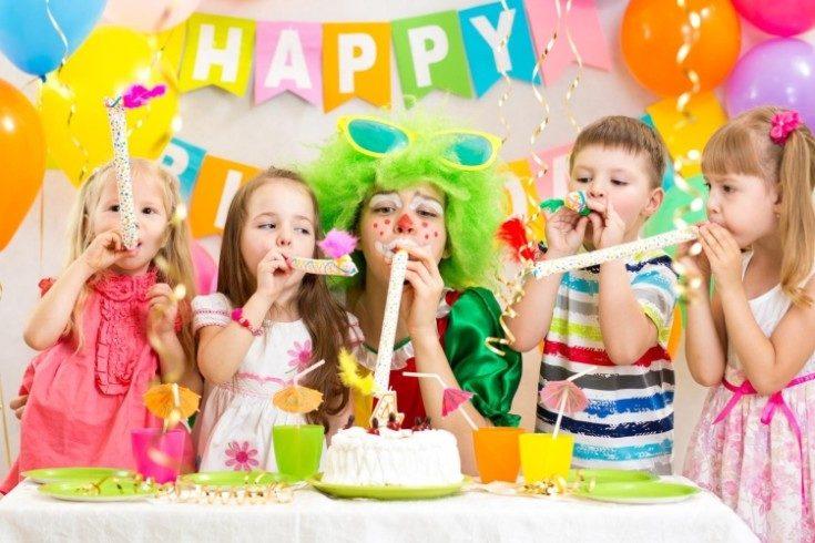 Украшение детского праздника на день рождения ребёнка 9