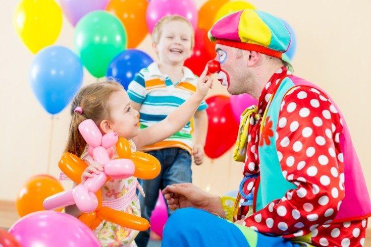Украшение детского праздника на день рождения ребёнка 21