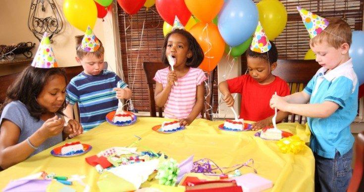 Украшение детского праздника на день рождения ребёнка 26