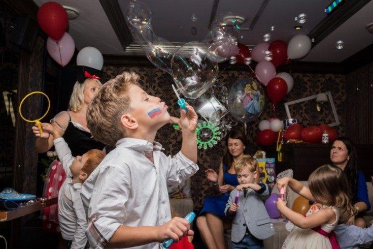 Украшение детского праздника на день рождения ребёнка 27